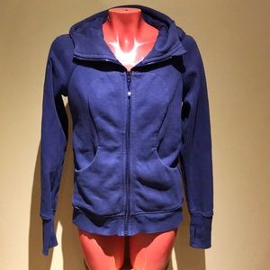 Lululemon zip up jacket / sweatshirt / hoodie
